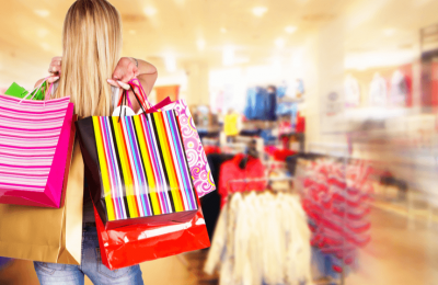 Shopping As Therapy