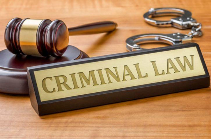 The Criminal Law Process