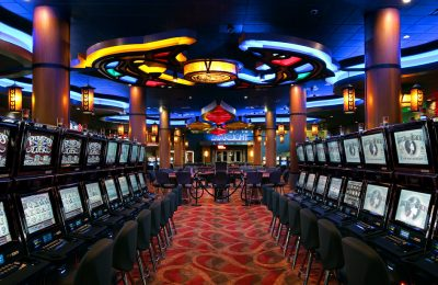 The Four Ways one can Gamble: Casinos, Sportsbooks, Poker and Lotteries